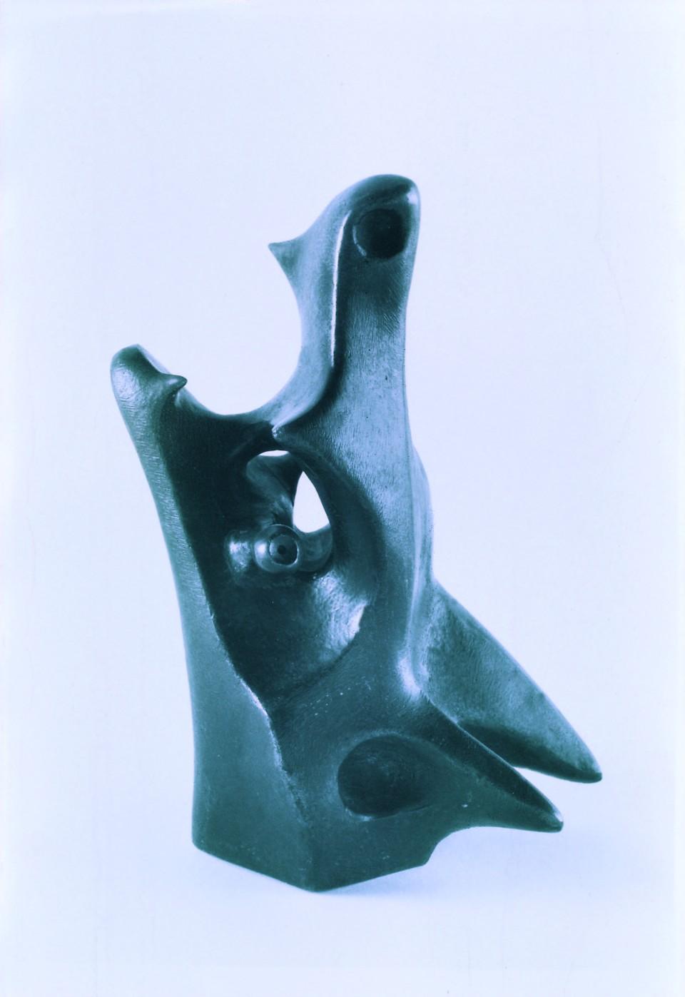 Bronce, 25 cm. Museum of Modern Art, New York