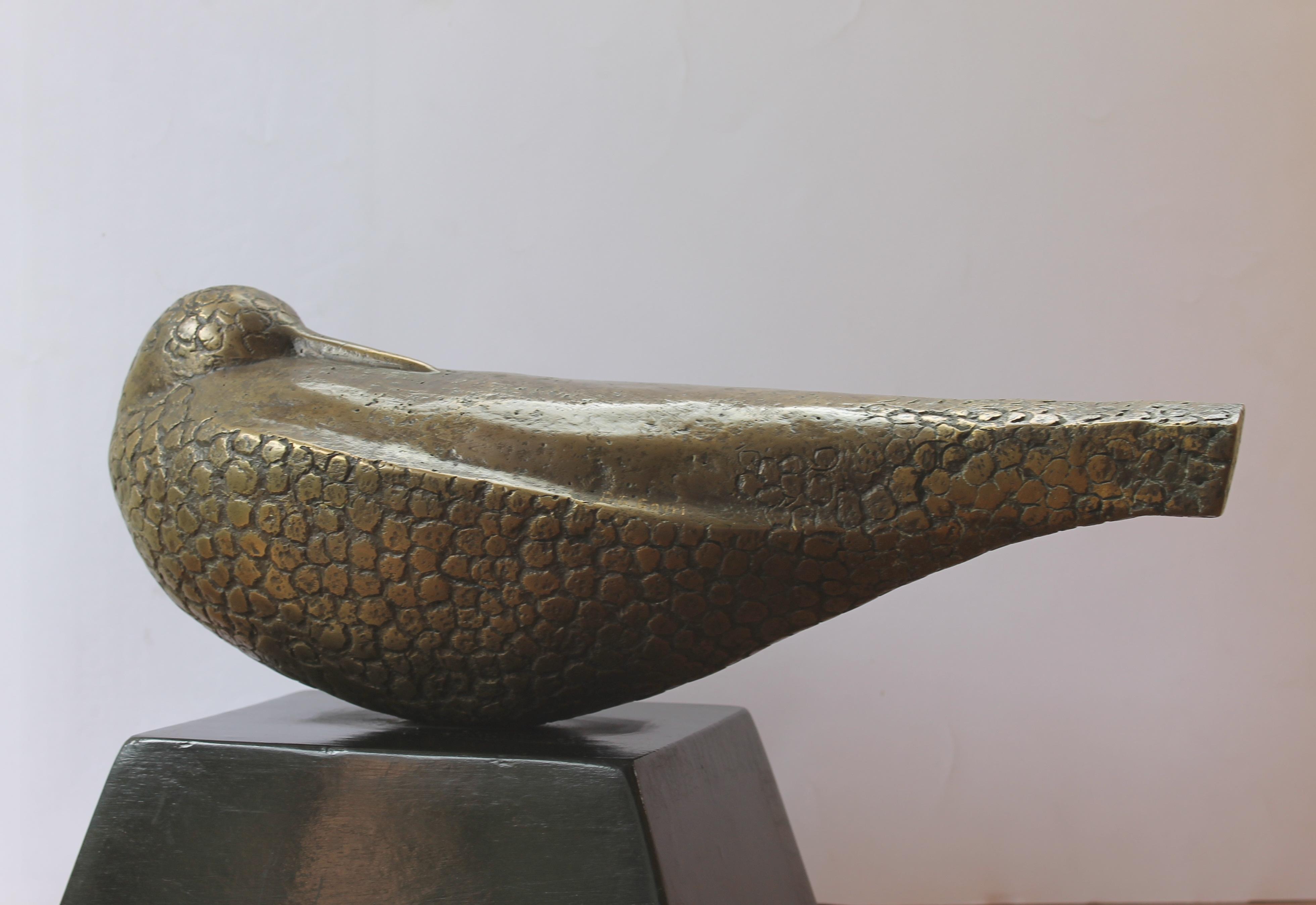 Pájaro en reposo, 2000